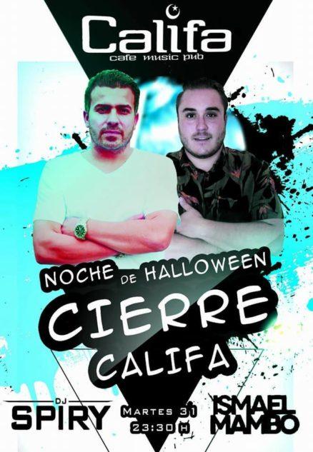 Halloween Califa