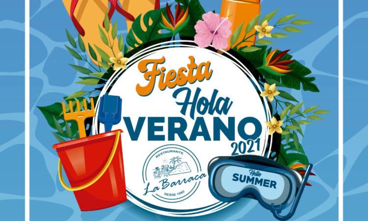 Hola Verano 2021 La Barraca